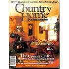 Country Home, March 1981