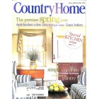 Country Home, March 1998