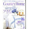 Cover Print of Country Home, March 2003