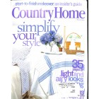 Country Home, March 2003