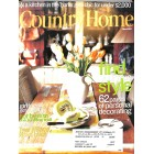 Country Home, March 2004