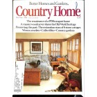 Country Home, May 1984
