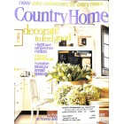 Country Home, May 2004