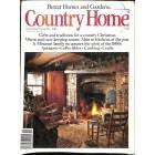 Country Home, November 1983