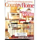 Country Home, November 2002