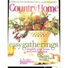 Country Home, November 2003