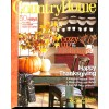 Cover Print of Country Home, November 2008