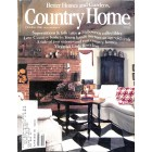 Country Home, October 1986