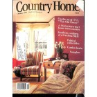 Country Home, October 1988