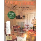 Country Home, October 1989