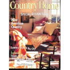 Country Home, October 1995