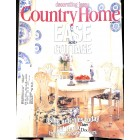 Cover Print of Country Home, October 1999