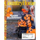 Country Home, October 2007
