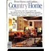 Cover Print of Country Home, September 1983