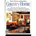 Country Home, September 1983