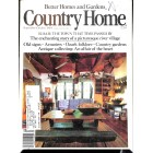 Cover Print of Country Home, September 1984
