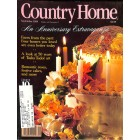 Cover Print of Country Home, September 1989