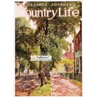 Country Life, July, 1922. Poster Print.