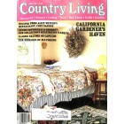 Cover Print of Country Living, April 1994