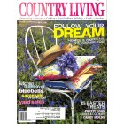 Country Living, April 2000