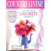 Cover Print of Country Living, April 2002