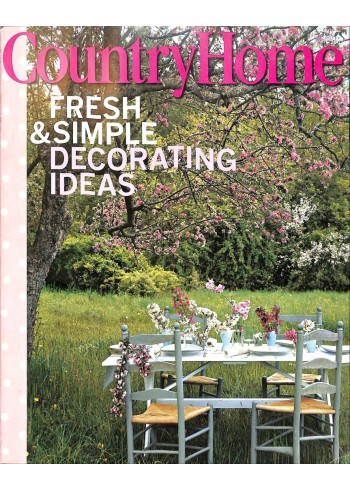 Country Living, April 2007