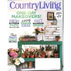Country Living, April 2015