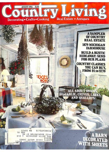 Country Living, August 1984