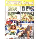 Cover Print of Country Living, August 1989