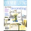 Cover Print of Country Living, August 2005