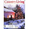 Cover Print of Country Living, December 1996