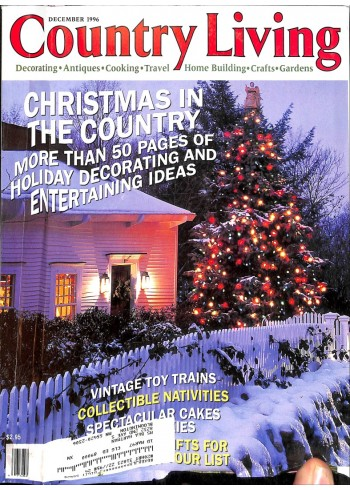 Country Living, December 1996