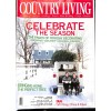 Cover Print of Country Living, December 2000