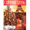 Cover Print of Country Living, December 2001