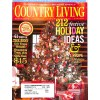 Cover Print of Country Living, December 2007