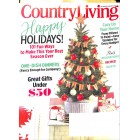 Country Living, December 2015