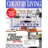 Cover Print of Country Living, February 2009