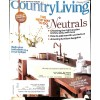 Cover Print of Country Living, February 2012