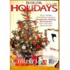 Cover Print of Country Living Holidays, 2000