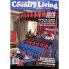 Cover Print of Country Living, January 1987