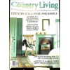 Cover Print of Country Living, January 1996