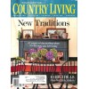 Cover Print of Country Living, January 2007