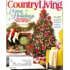 Cover Print of Country Living, January 2011