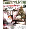 Country Living, January 2012