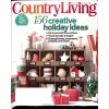 Cover Print of Country Living, January 2013