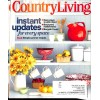 Cover Print of Country Living, June 2013