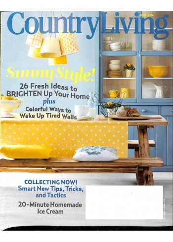 Country Living, June 2014