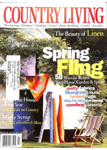 Country Living, March 2000
