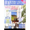 Cover Print of Country Living, March 2002
