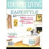 Cover Print of Country Living, March 2005